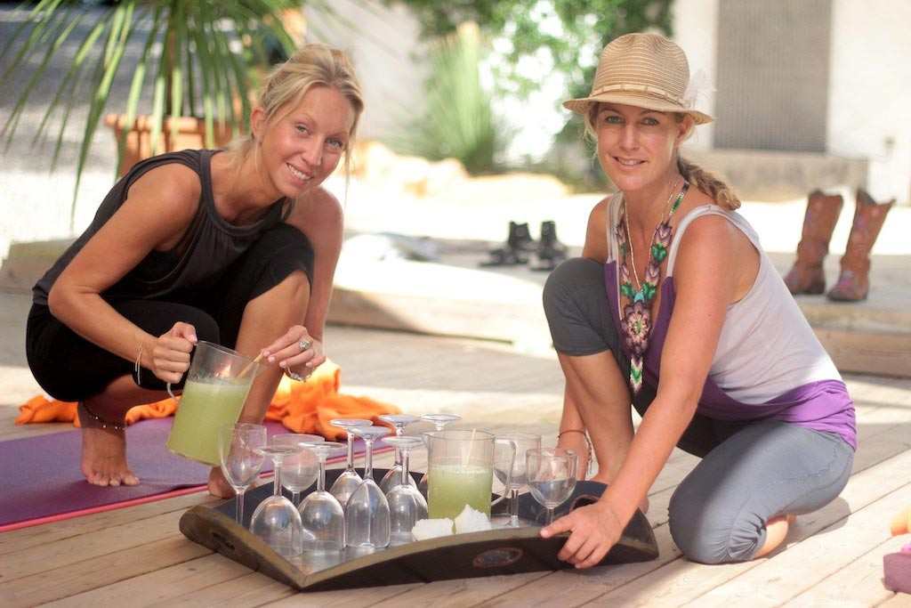 yoga retreats ibiza