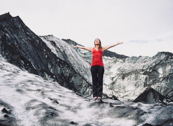 Iceland Yoga Retreat Photos by Haana
